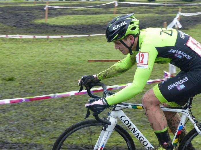 Ruiz de Larrinaga eta Lekuona garaile Arrasateko ziklo-krosean - 77