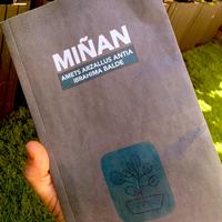 'Miñan' liburuaren aurkezpena eta solasaldia