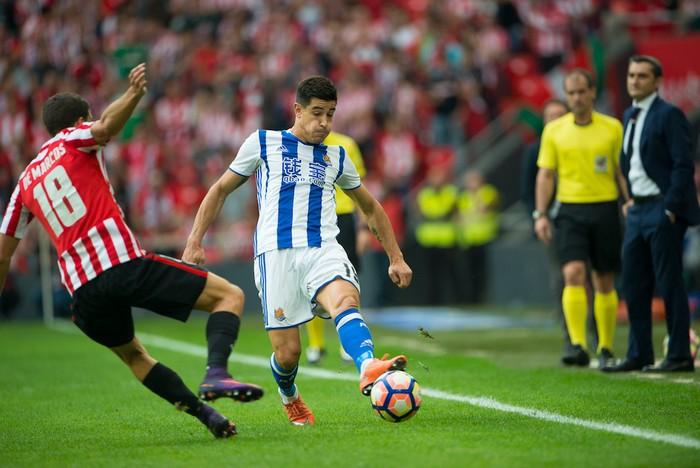 Athletic-Reala derbiko argazkiak - 10