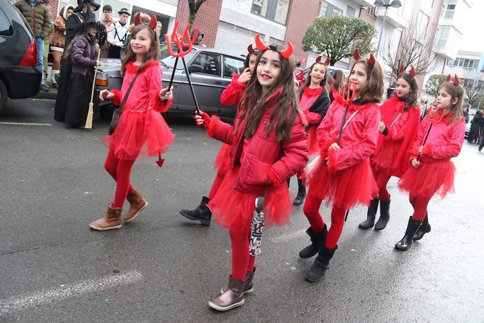 Inauterietako desfilea Aretxabaletan - 54