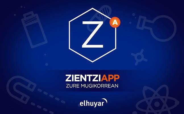 ZientziApp aplikazioa aurkeztu du Elhuyarrek