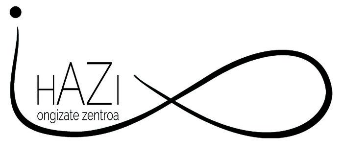 Hazi ongizate zentroa logotipoa
