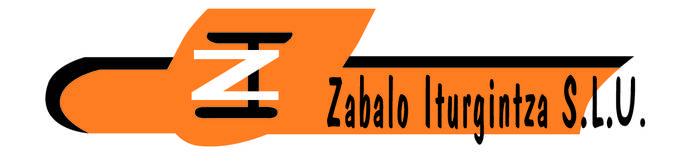 Zabalo iturgintza logotipoa