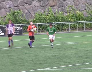 'Harmailatik' kronika: Mondra-Beti Gazte, futbola
