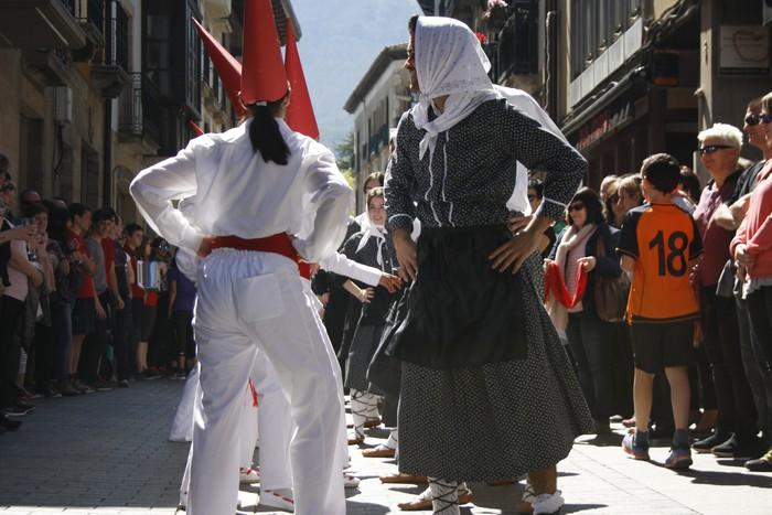 Sorgin dantza Korrika eguna girotzeko - 15