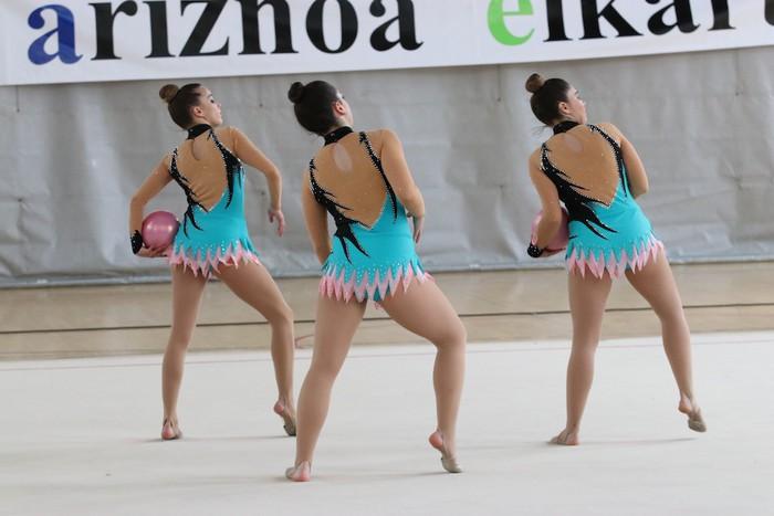 Maila bikaina gimnasia erritmikoko txapelketan - 59