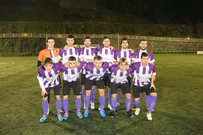 Liderrari irabazi dio Mondrak (1-0) - 4