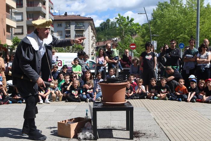 Udaberriaren algara eta festa Basabeazpin - 10
