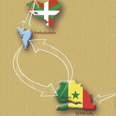 Senegali buruzko erakusketa