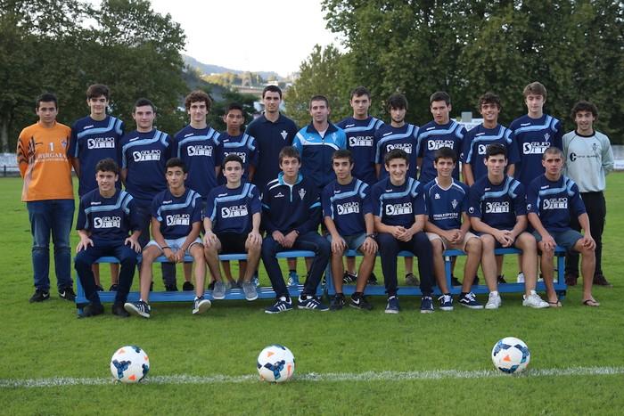 BKEko futbol saileko taldeak - 3