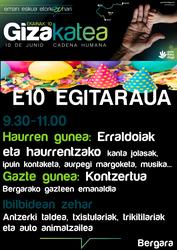 E10 Egitaraua