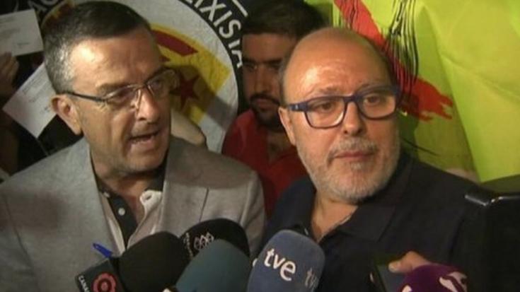 """Francesc Fabregas: """"Pilota lodiegi egiten laga da, eta ezin da jokatu"""""""