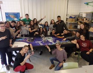 Oñatiko Zuazola-Larraña BHIko ikasleak, Micro First Lego League torneoan parte hartuko dute.