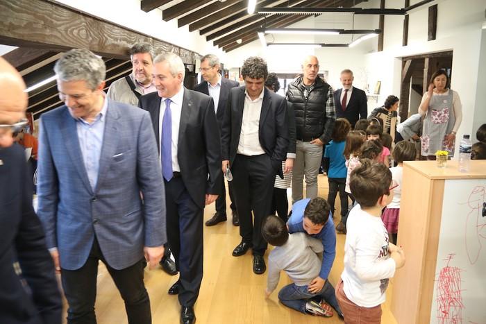 Arizmendik Jose Arana gunea inauguratu du - 26