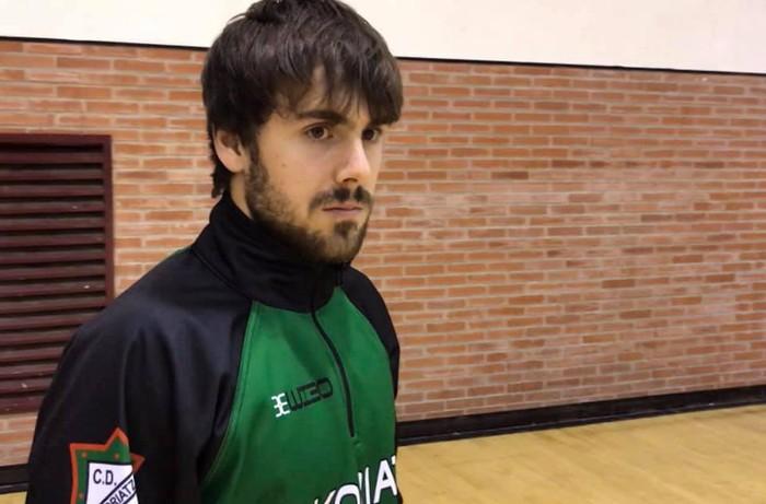 """Mikel Alkaide: """"Oso garestia izan da 292 eguneko zigorra"""""""