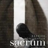 'Sacrum' kontzertua