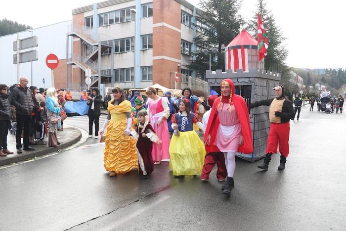 Inauterietako desfilea Aretxabaletan - 36