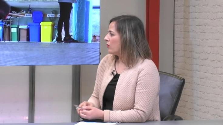 """Nora Legorburu: """"Hezkuntzako hainbat talderekin berba egingo dugu"""""""