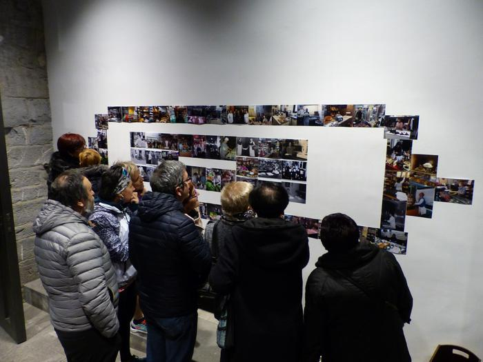 'Emakumien biharra' erakusketa, martxoaren 24ra arte ikusgai