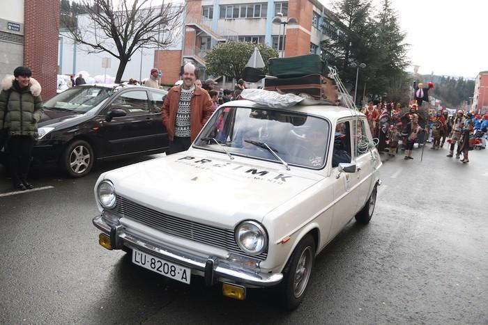 Inauterietako desfilea Aretxabaletan - 46