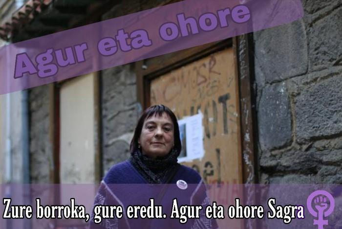 ZURE BORROKA GURE EREDU SAGRA!