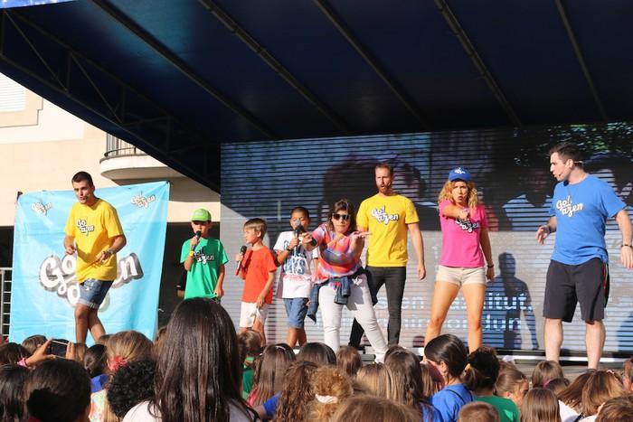 'Go!azen' dantzatu eta abestera - 15