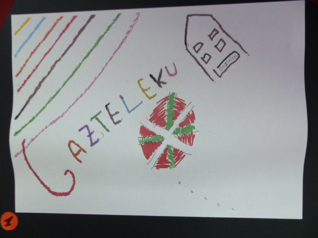 Gaztelekurako logotipo proposamenak - 2