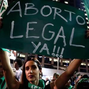 EH Bilduk Argentinako mugimendu feministarekin elkartasuna adierazi nahi du