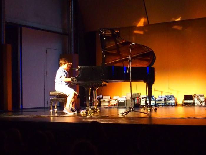 Debagoienako pianisten emanaldia izango da Bergaran
