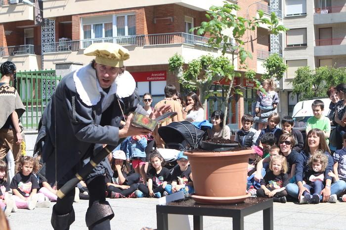 Udaberriaren algara eta festa Basabeazpin - 4