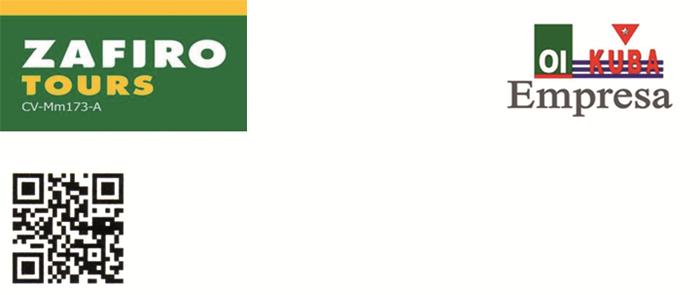 Zafiro tours S.A logotipoa