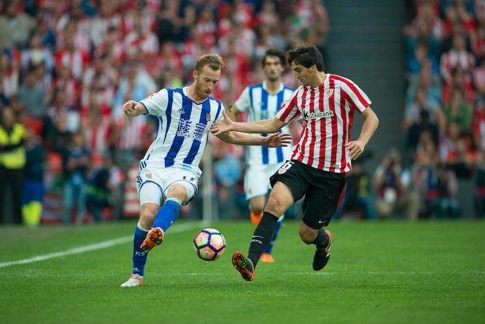 Athletic-Reala derbiko argazkiak - 23