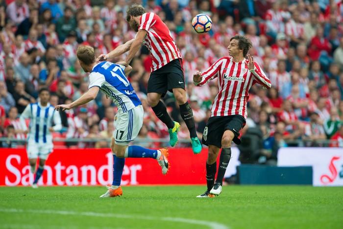 Athletic-Reala derbiko argazkiak - 12