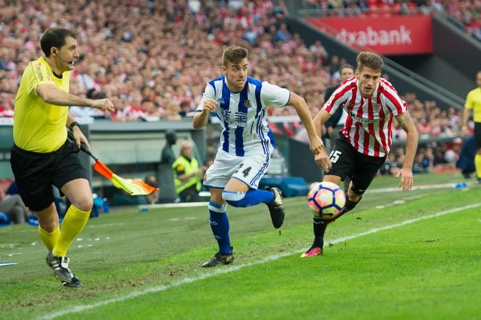 Athletic-Reala derbiko argazkiak - 1
