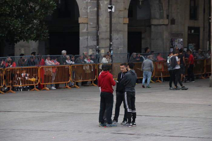 Sokamuturra egin dute Oñatiko jaietan - 11
