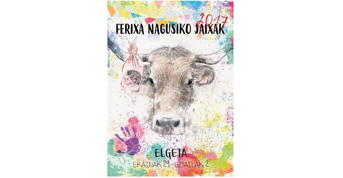 Ferixa Nagusiko Jaixak 2017 Egitaraua