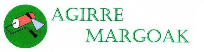 Agirre margoak logotipoa