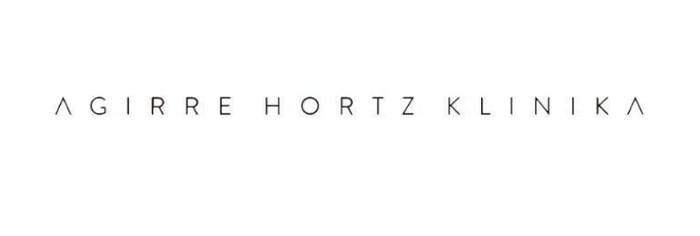 Agirre Hortz Klinika logotipoa
