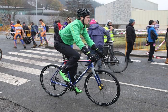 Ruiz de Larrinaga eta Lekuona garaile Arrasateko ziklo-krosean - 52