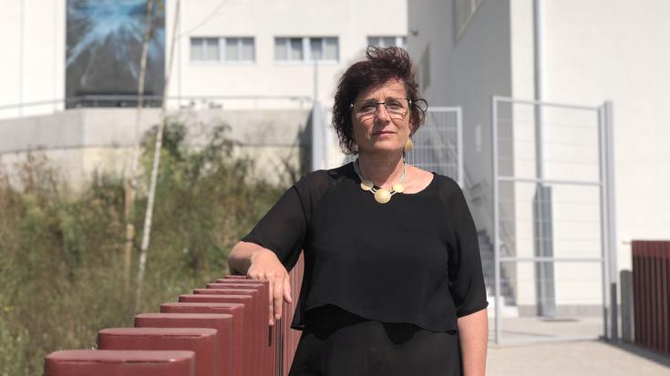 """Josune Irazabal: """"Inguruneak behar duen hezkuntza eskaintza bermatu nahi dugu"""""""