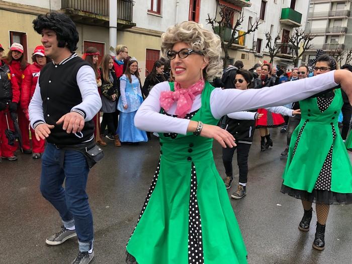 Aratusteetako desfilea Arrasaten - 86