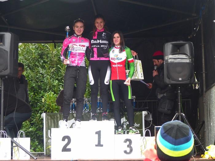 Ruiz de Larrinaga eta Lekuona garaile Arrasateko ziklo-krosean - 95