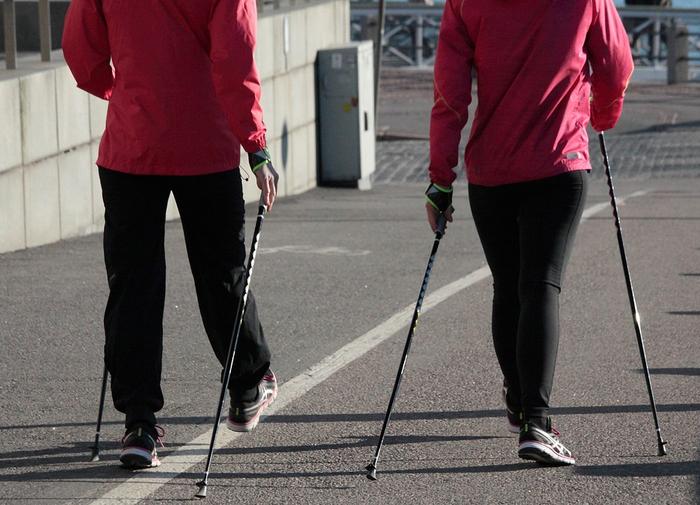 Nordic walking ikastaroa