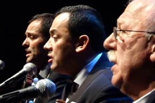 Errekan Gora: El trio de medianoche