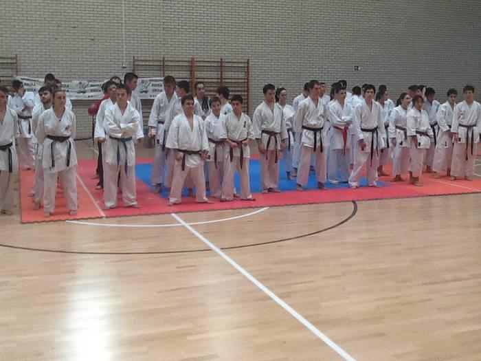 Gipuzkoako karate txapelketa jokatuko da Aretxabaletan UDAren 70. urteurrenaren barruan