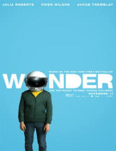 'Wonder' filma