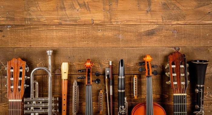 Musika material bilketa errefuxiatu siriarrentzat