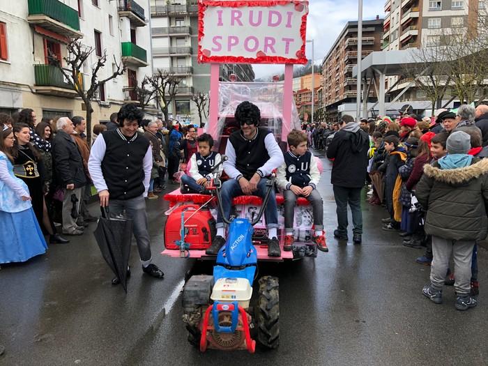 Aratusteetako desfilea Arrasaten - 84