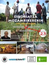 Eskoriatza Mozambikerekin