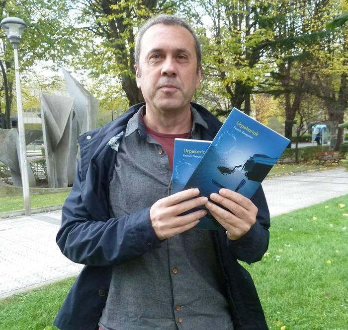 'Urpekariak': Fermin Etxegoienen proposamena gazteendako